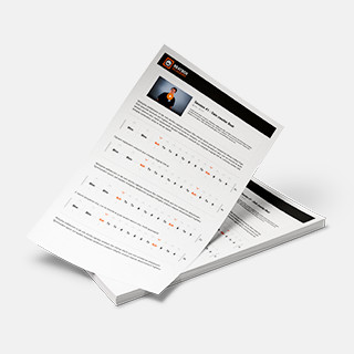 Die Seboom Online Beatbox Academy bietet dir Notenblätter und Audiodateien als Unterstützung zum Lernen neuer Beats an.